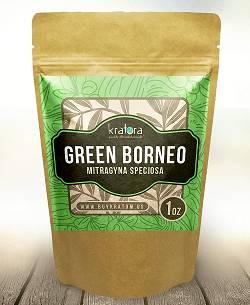 Green-Vein-Borneo-Kratom Buykratom.us