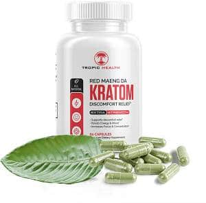 Red-Relief-Kratom Tropic-Health-Club