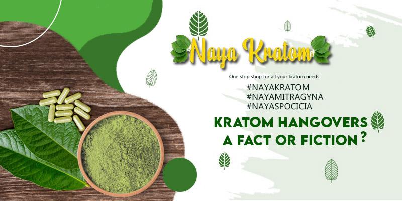 Kratom Hangovers A Fact or Fiction