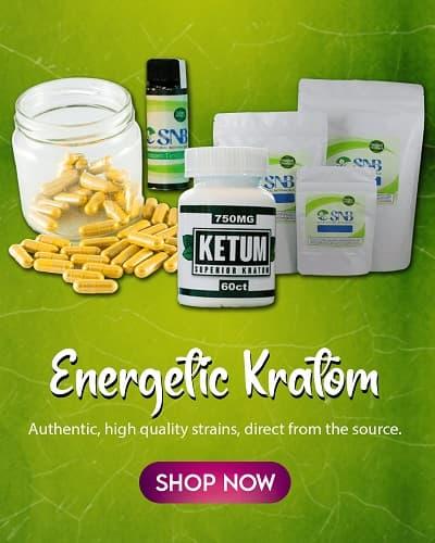 Energetic Kratom