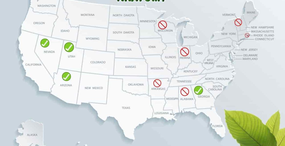 Kratom-Legality-by-State